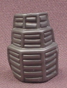 TMNT Tire Tread Leg Armor Accessory for Fightin Gear Leo Action Figure, 2003 Playmates