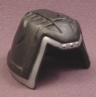 TMNT Helmet Accessory for Fightin Gear Leo Action Figure, 2003 Playmates