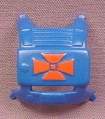 He-Man MOTU Front Half of Armor Accessory for Stilt Stalker Action Figure, 1987 Mattel
