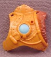 He-Man MOTU Back Half of Armor Accessory for Man-At-Arms Action Figure, 2002 Mattel