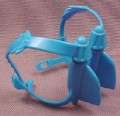 He-Man MOTU Blue Harness Accessory for Stratos Action Figure, 1982 Mattel, Series 1