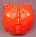 He-Man MOTU Back Half Of Armor Accessory for Clawful Action Figure 1984 Mattel Series 3