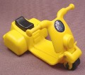 Police Academy Meter Reader Scooter Accessory for Moses Hightower Action Figure, 1988