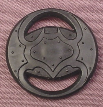 Batman Disc Weapon Accessory for Sonar Sensor Batman Action Figure, 1995 Kenner