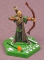 Combat Hex Lord Of The Rings Lothlorien Elf Archer BS091, 2003 Sabertooth Games, LOTR