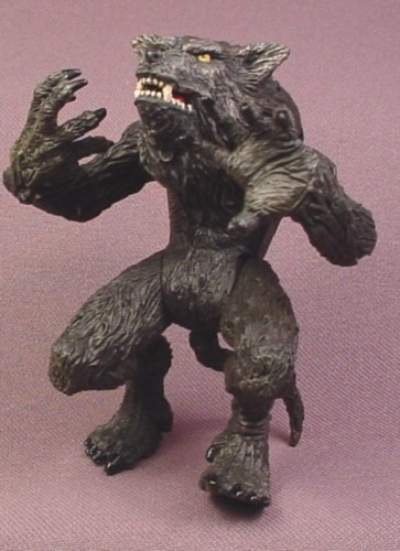 "Disney Chronicles of Narnia Wer-Wolf Monster Action Figure, 3 1/2"" tall, 2008 Jakks Pacific"