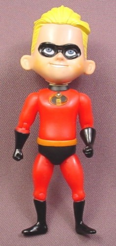 The Incredibles Toys : Disney the incredibles dash action figure with light up