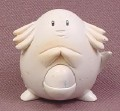 Pokemon Chansey PVC Figure, 1 1/2 Inches Tall, Tomy