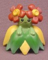 Pokemon Bellossom PVC Figure, 1 3/4 Inches Tall, Tomy