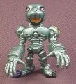 Digimon Andromon PVC Figure, 1 7/8 Inches Tall, 1998 Bandai