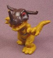 Digimon Greymon PVC Figure, 1 5/8