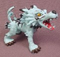 Digimon Garurumon PVC Figure, 1 1/2 Inches Tall, 1997 Bandai