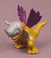 Digimon MetalGreymon PVC Figure, 1 5/8