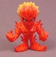 Digimon Meramon PVC Figure, 1 3/4
