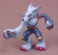 Digimon Garurumon PVC Figure, 2