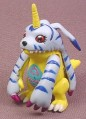 Digimon gabumon PVC Figure, 2 1/2