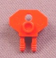 Lego 30396, Red Hinge 1 x 2 Locking with Towball Socket, 6600 3750 6474 1294 7314 6617 6423