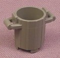 Lego 2439, Gray 2x2 Trash Can Container, Parts