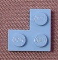 Lego 2420 Medium Blue 2x2 Corner Plate, Harry Potter