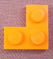 Lego 2420 Orange 2x2 Corner Plate, Star Wars