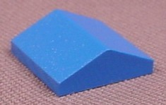 Lego 3300 Blue 33 3x3 Double Sloped Brick