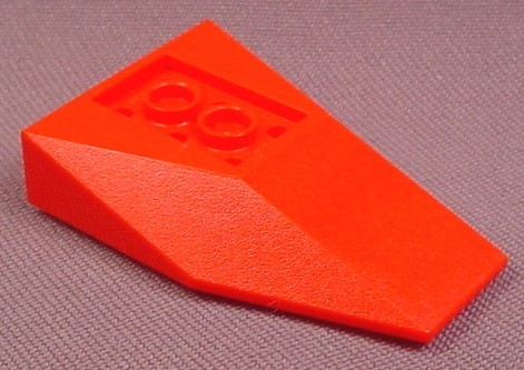 Lego 4856 Red 6x4 Inverted Wedge