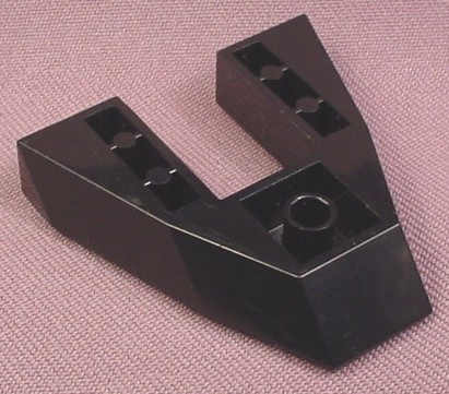 Lego 2626 Black 6x6 Tapered Boat Base, 5956 6059 6277 6344 6479 6483 6540 6596 6598 6679 7416