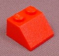 Lego 3039 Red 45 2x2 Sloped Brick