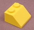 Lego 3039 Yellow 45 2x2 Sloped Brick