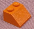 Lego 3039 Dark Orange Brown 45 2x2 Sloped Brick, 4507 4884 7418, Adventurers, Designer