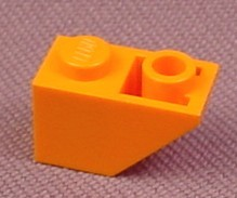 Lego 3665 Orange 45 2x1 Inverted Sloped Brick