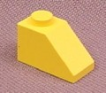Lego 3040 Yellow 45 2x1 Sloped Brick