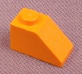 Lego 3040 Orange 45 2x1 Sloped Brick