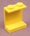 Lego 4864 Yellow 1x2x2 Panel With Solid Studs, 1475 1560 1687 6697 9614