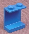 Lego 4864 Blue 1x2x2 Panel With Solid Studs, 1998 4536 4564 6370 6394 6543 6544 6553 6597
