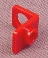Lego 42446 Dark Red 1x1 by 1x1 Bracket, 4507, Designer