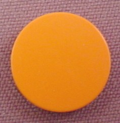 Lego 4150 Orange 2x2 Round Tile, 1100 4518 7180 7316 78744, Star Wars