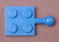 Lego 3731 Blue 2x2 Plate with Towball, 3538 4223 6091 4696 6098 1793 3585 6983 4055 1472 6092