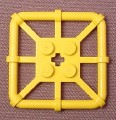 Lego 30094 Yellow 2x2 Square Rod Frame Plate, 6559 6558 6560 5980 6478 4800 6442 1425, Divers