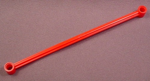 Lego 2637 Red 16L Technic Link Rod, 5 Inches Long, 6339 6543, Star Wars