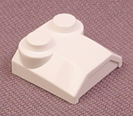 Lego 41855 White 2x2x2/3 Triple Sloped Brick with 2 Top Studs, 5526 4411 7706 4416 7031 5765