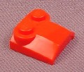 Lego 41855 Red 2x2x2/3 Triple Sloped Brick with 2 Top Studs, 7906 8773 8785 7903 4881 7422 5526