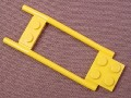 Lego 2397 Yellow Animal Horse Hitching Harness, 6355 6419 6510, Paradisa