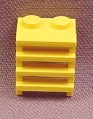 Lego 4175 Yellow 1x2 Plate With Ladder, Rock Raiders, Trains