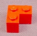 Lego 2357 Red 2x2 L Shaped Corner Brick, L-Shaped