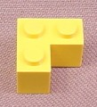 Lego 2357 Yellow 2x2 L Shaped Corner Brick, L-Shaped