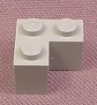 Lego 2357 Gray 2x2 L Shaped Corner Brick, L-Shaped
