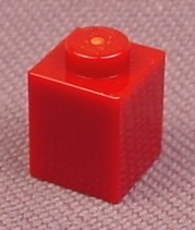 Lego 3005 Dark Red 1x1 Brick