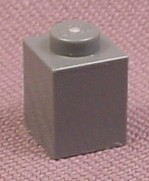 Lego 3005 Dark Stone Gray 1x1 Brick