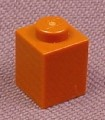 Lego 3005 Dark Orange Brown 1x1 Brick